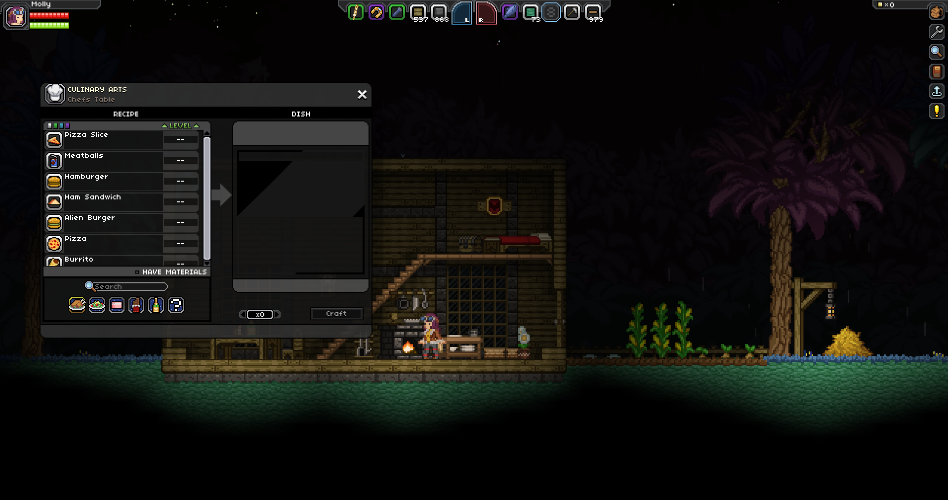 how to find in starbound titanium