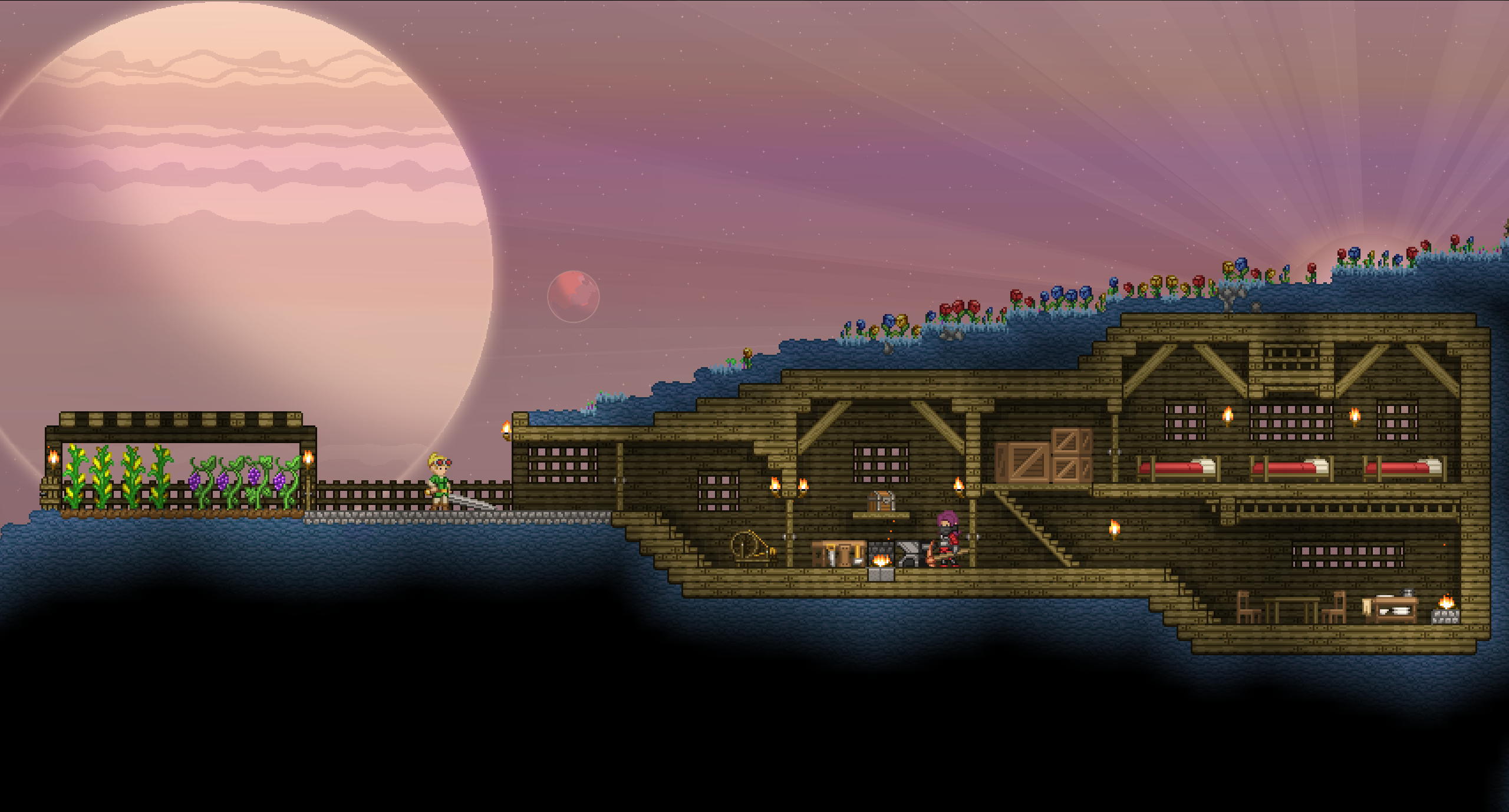 Starbound Shout Out Tv Tropes Wiring Station In Advertisement