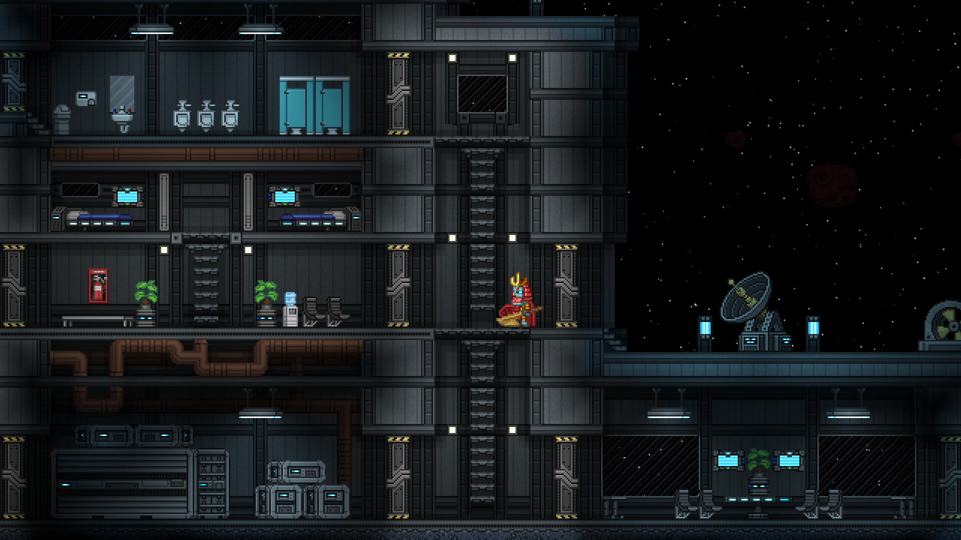 starbound how to get terramart shipments