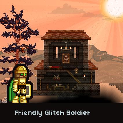 Glitchsoldier
