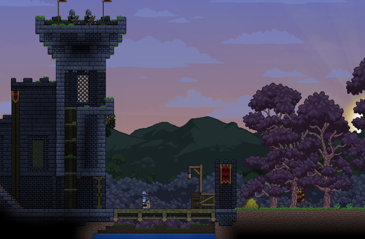 Starbound space terraria archive page 4 scrolls of lore forums greentooth Image collections