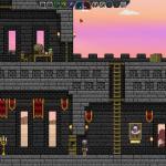 A Glitch Castle