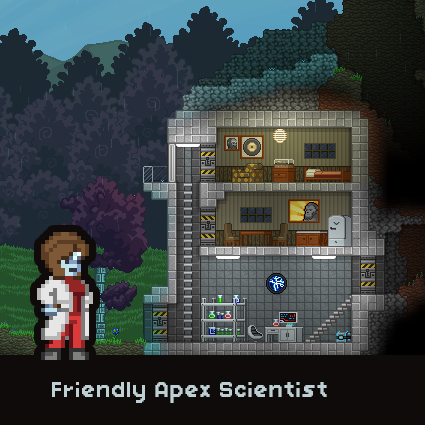 starbound colonies and endgame