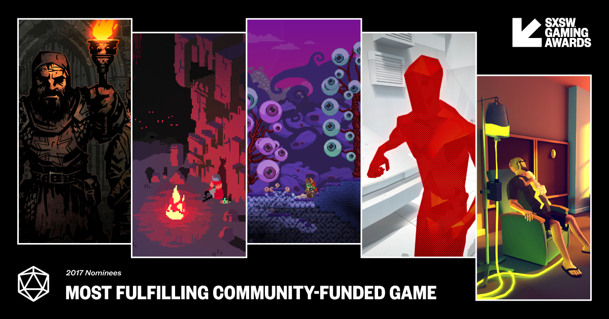 11-Most Fullfilling Community Funded Game